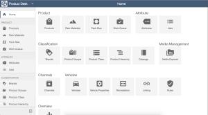 Product Desk Automotive Product Data